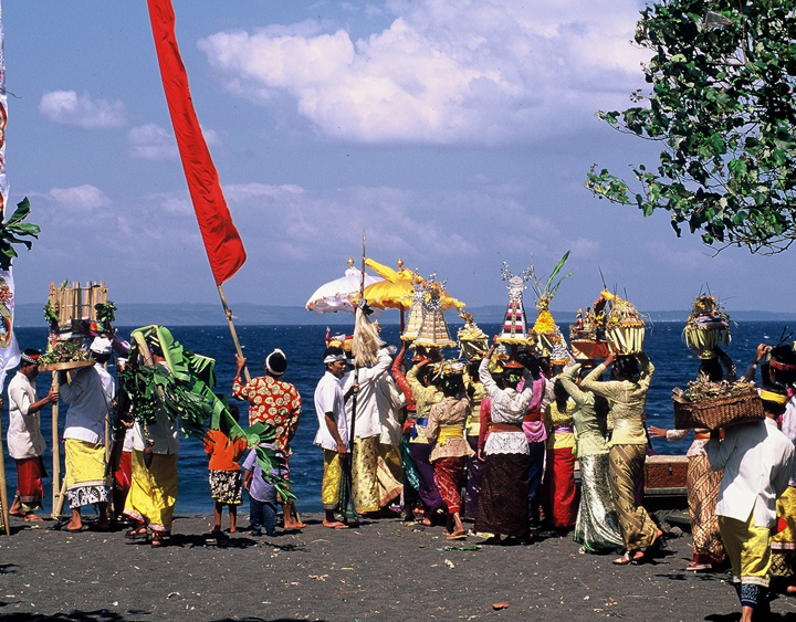 Nyepi Ceremony