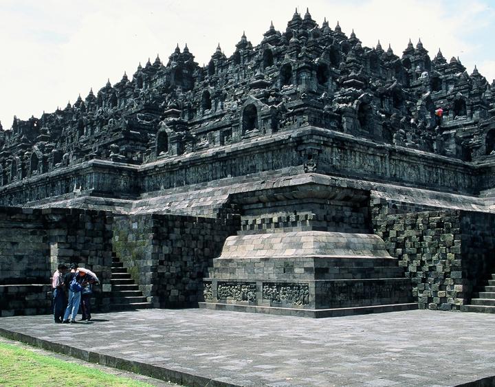 Trip to Borobudur
