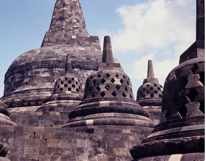 Trip To Java, Borobudur