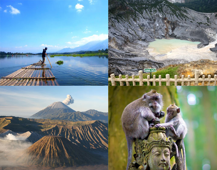 12 Days Java - Bali Overland Tour